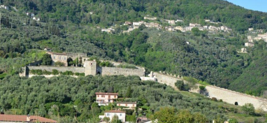 Rocca di Sala, le mura torneranno visibili sino dal mare