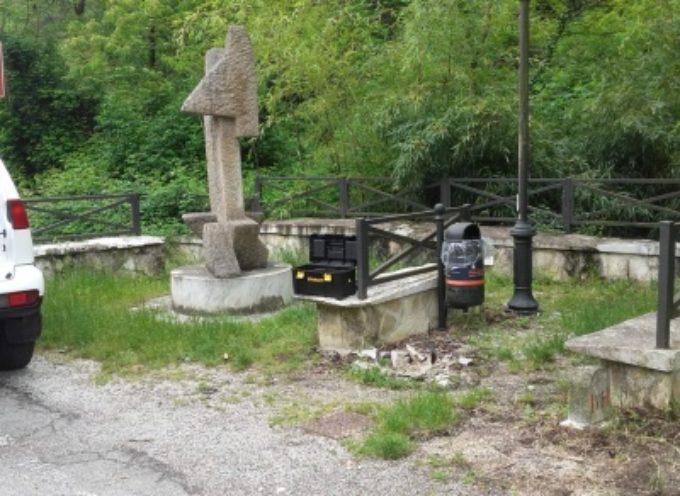 Strettoia: il furto della fontana, comune sporge denuncia contro ignoti