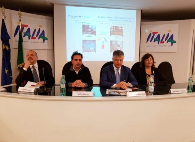Pietrasanta nel Gran Tour dell'Alto Mediterraneo, presentato all'ENIT il progetto SIS.T.I.NA