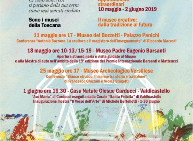 """PIETRASANTA – Musei: """"Amico Museo"""" a Palazzo Panichi, conferenza su Antonio Bozzano"""