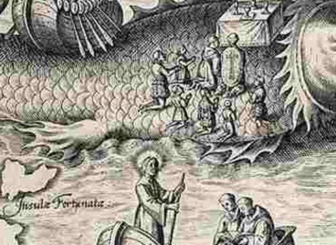 Il Santo del giornio,16 Maggio: S. Brandano, il navigatore che forse giunse in America!