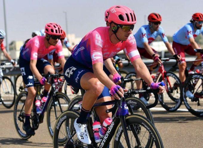 Ecco gli otto della EF Education First per il Giro d'Italia: nelle volate tocca a Modolo