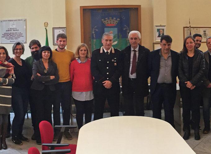 SERAVEZZA – Consiglio Comunale: omaggio al luogotenente Luigi Lazzini