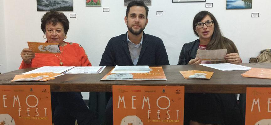 Memofest: dal 31 maggio al 2 giugno in scena la nuova edizione del festival
