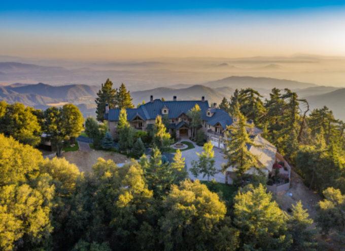 Chalet di montagna della California del sud in vendita per 21,5 milioni di dollari
