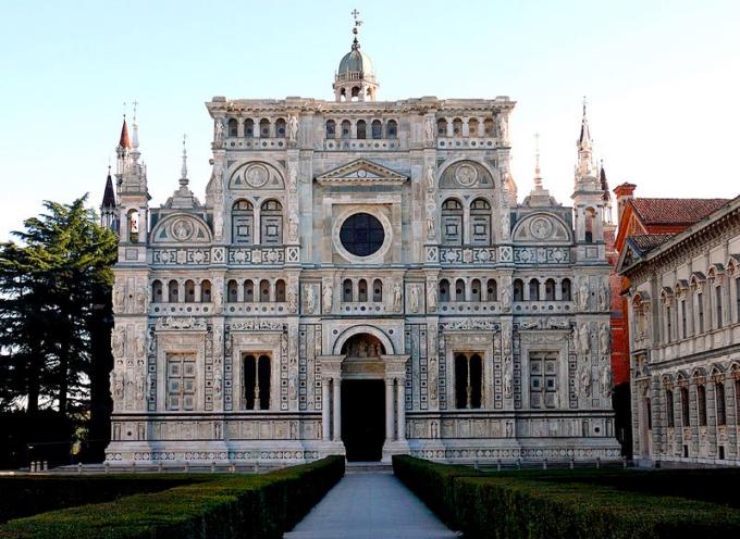 ACCADDE OGGI – Il 3 Maggio 1497 consacrata la Certosa di Pavia