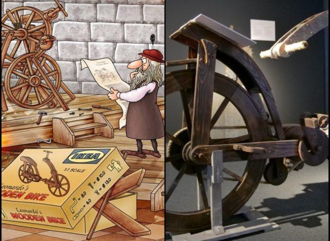 Leonardo da Vinci – due grandi mostre in Versiliana