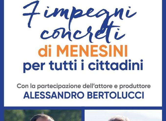 Il Sindaco Luca Menesini invita tutti i cittadini di Capannori giovedì 9 maggio, ore 21, ad Artè,