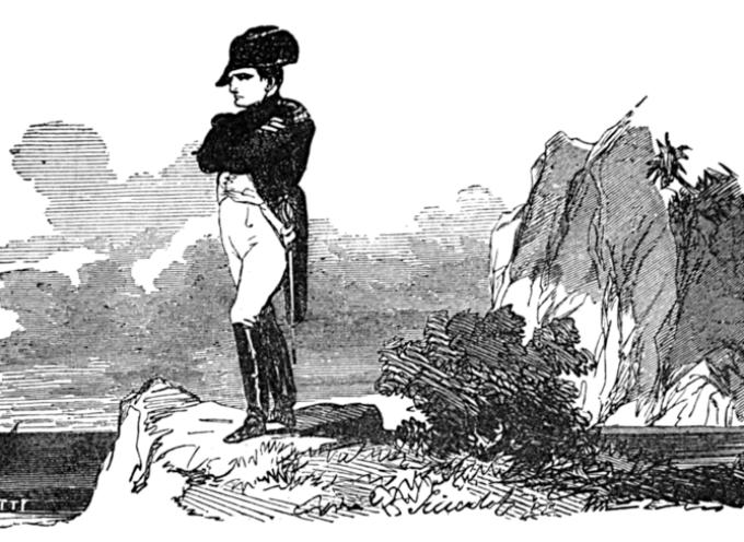 IL 5 MAGGIO 1821   LA MORTE  DI  NAPOLEONE