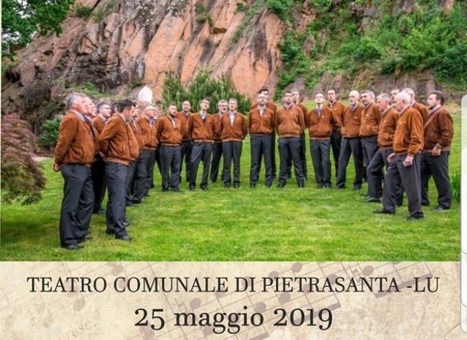 Il nostro Coro festeggia, con il 2019, i quarantacinque anni di attività nel campo del canto di montagna