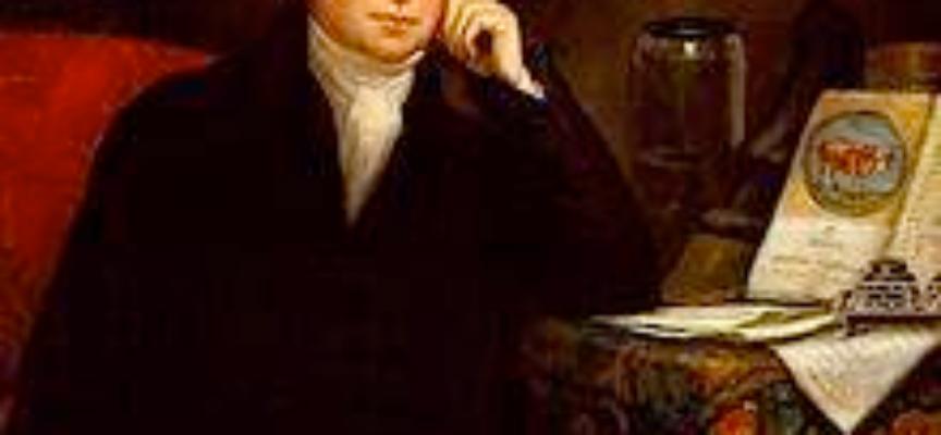 ACCADDE OGGI –  il 14 maggio 1796. Edward Jennerr, medico e naturalista britannico, somministrava la prima vera vaccinazione contro il vaiolo,