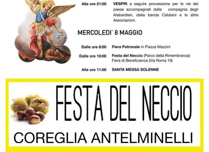 Festa di San Michele;  a Coreglia