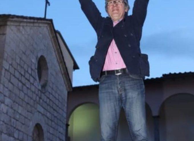 CAMAIORE –  Fabrizio Diolaiuti sarà per due mesi l'anima di 'Effetto Piazzetta: