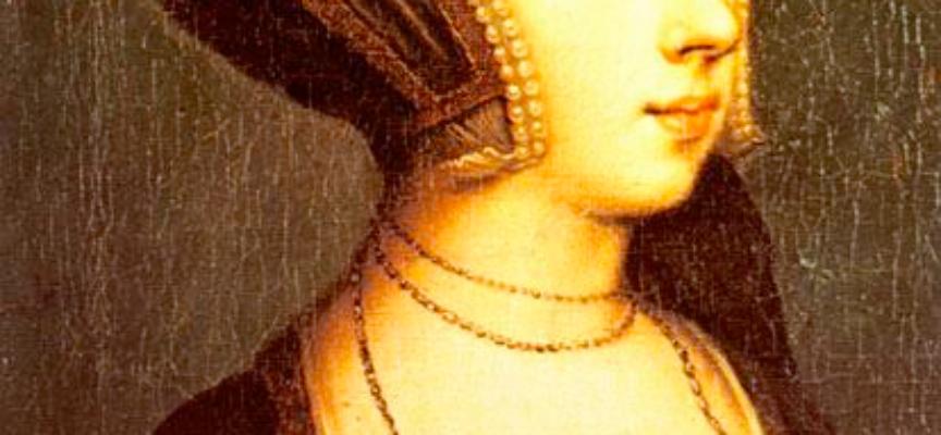 Il 19 maggio 1536 Anna Bolena, seconda moglie di Enrico VIII fu decapitata per volere dello stesso re.
