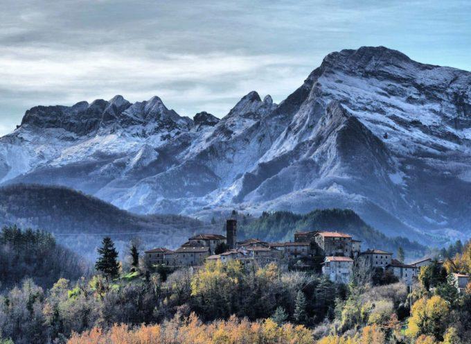 Uno dei panorama più belli della Garfagnana