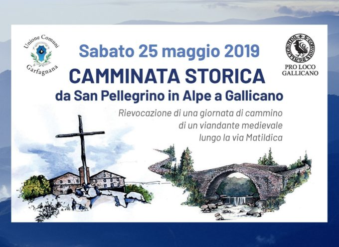 CAMMINATA STORICA DA SAN PELLEGRINO IN ALPE A GALLICANO