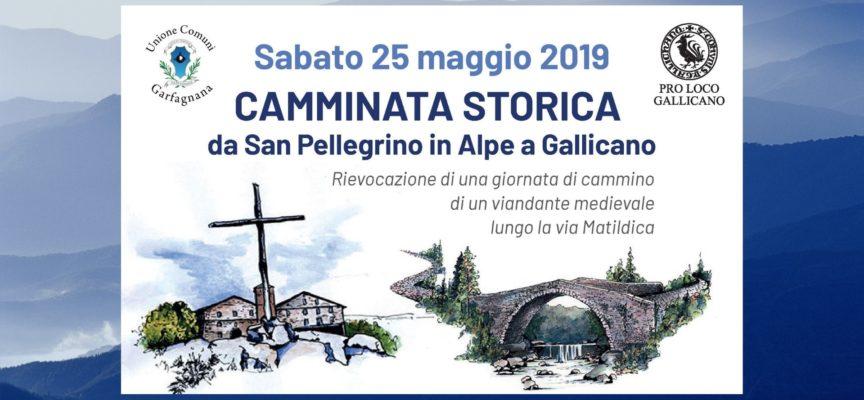 LA CAMMINATA STORICA, DA SAN PELLEGRINO IN ALPE A GALLICANO
