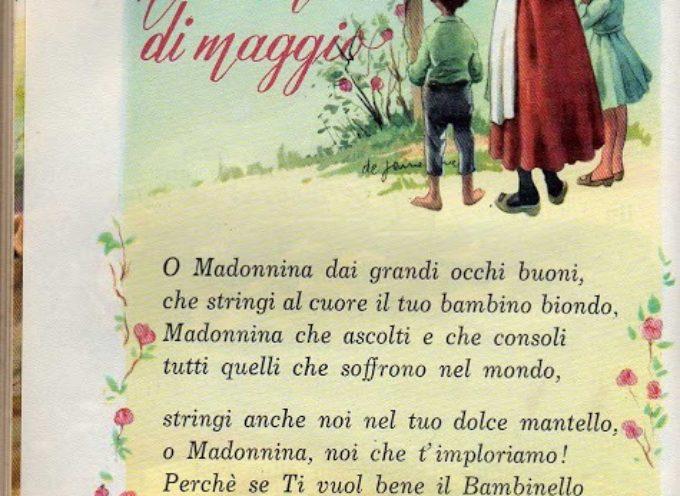 Maggio, il mese di Maria.