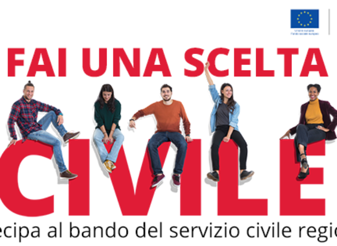 Bandi per il Servizio Civile; al  Comune di Barga