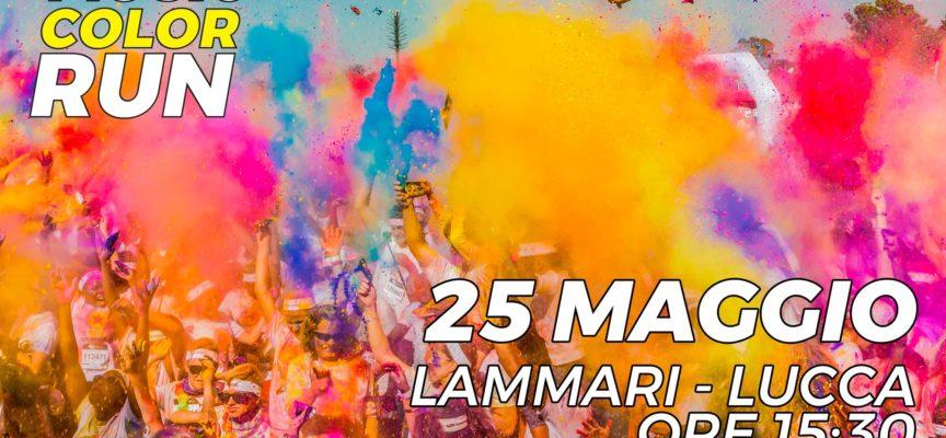 Music Color Run  25 maggio –  Lammari – lucca