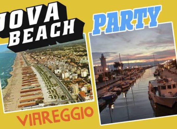 JOVA BEACH PARTY a Viareggio