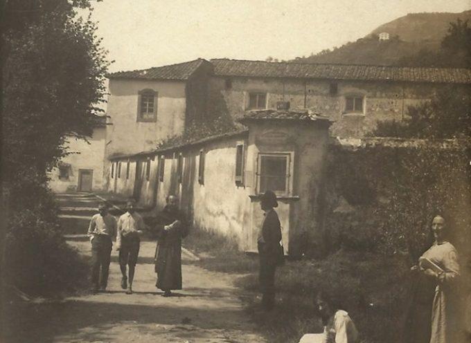 Vecchie cartoline… Il convento di S. Francesco del Borgo,