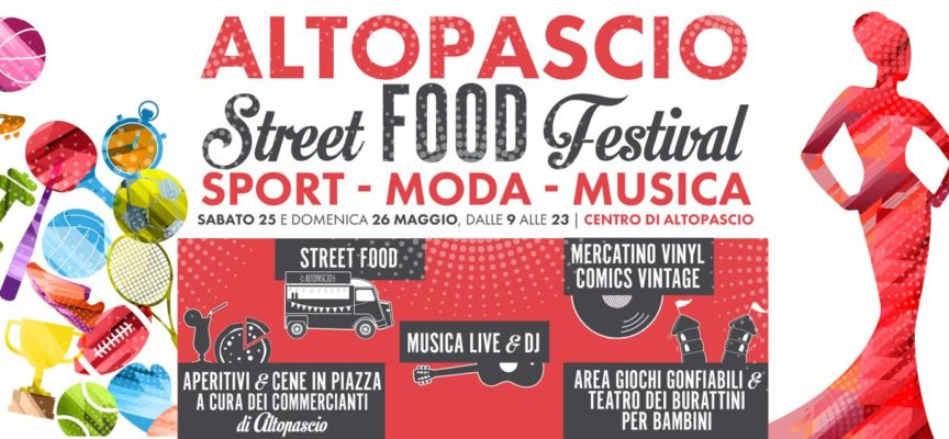 Altopascio Street Food Festival,