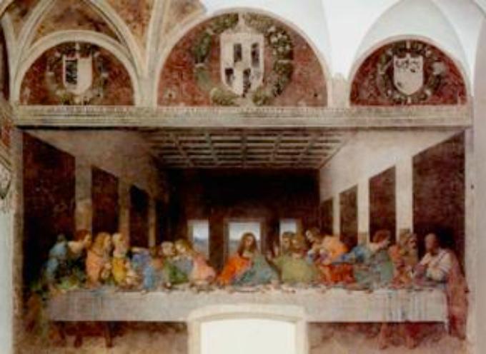 """ACCADDE OGGI – 28 maggio 1999. Dopo 22 anni di restauro veniva riaperta al pubblico """"L'ultima cena"""" di Leonardo da Vinci"""