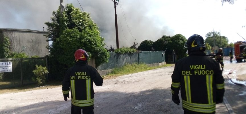 Ordinanza incendio area Montramito
