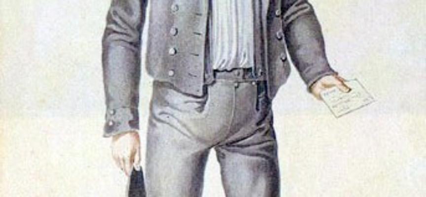 Il 26 maggio 1828 a Norimberga viene ritrovato un ragazzo dall'apparente età di 16 anni, che non sa parlare.
