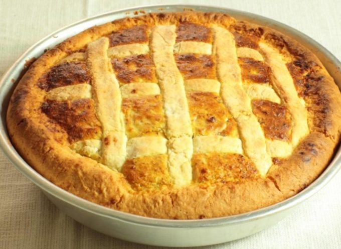 LA TORTA DI SAN PIETRO- vecchissima torta garfagnina