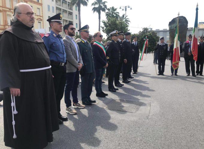 VIAREGGIO – LA CERIMONIA DI COMMEMORAZIONE A 75 ANNI DALLA MORTE DI INIGO CAMPIONI