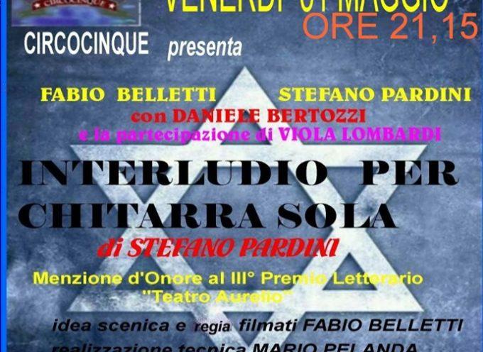 al Teatro Comunale Idelfonso Nieri di Ponte a Moriano! – interludio per chitarra