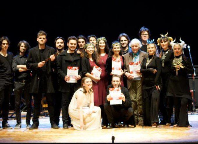 I premiati alla rassegna dedicata alle scuole del Teatro Scuola di Bagni di Lucca