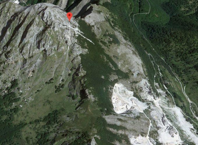 Soccorso alpino sul Pizzo d'Uccello per soccorrere un' escursionista