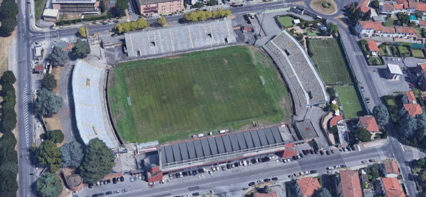 Il sindaco Tambellini ha firmato questa mattina il nulla osta per la variazione della capienza della curva ovest dello Stadio Porta Elisa