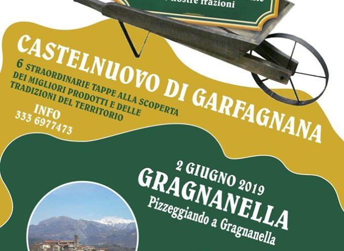 FESTIVAL DELLE FRAZIONI  – Appuntamento a Gragnanella IL 2 GIUGNO
