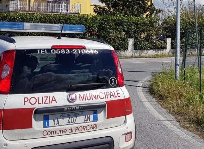 UN BAMBINO SFUGGE AL CONTROLLO DEI GENITORI RITROVATO A PORCARI