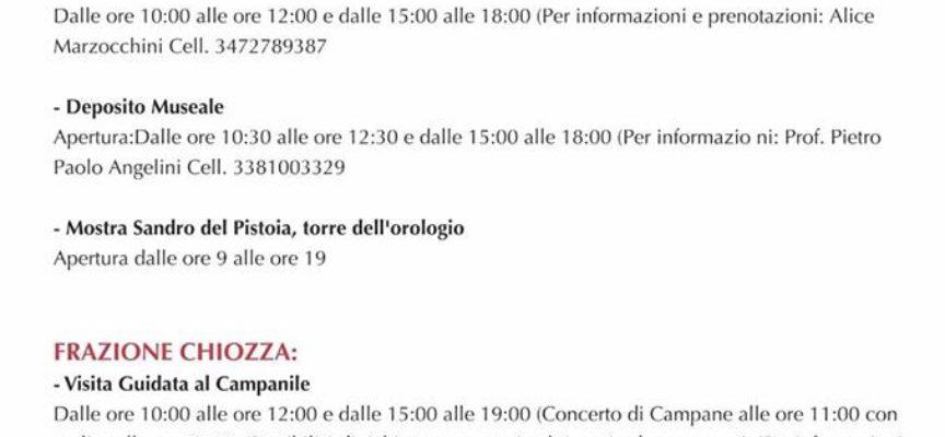 """""""Voler bene all'Italia"""" con gli appuntamenti nel comune di Castiglione."""