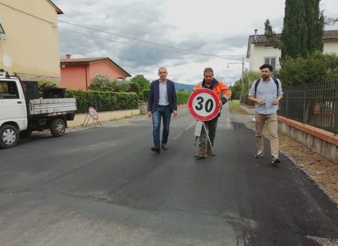 CAPANNORI – Centri abitati sicuri: subito al via nuovi attraversamenti pedonali rialzati