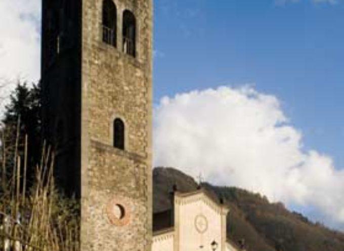 Chiesa dei Santi Pietro e Paolo  A Fornoli, Bagni di Lucca