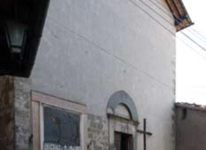 Chiesa dei Santi Quirico e Giulitta  a Casabasciana,  nel comune di Bagni di Lucca