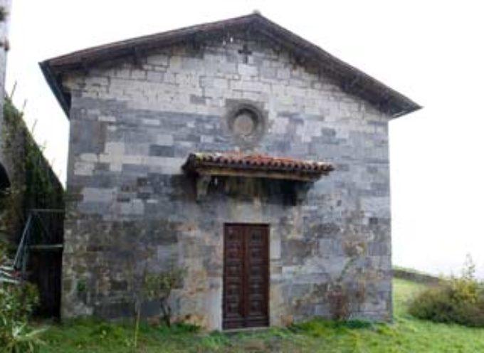 Chiesa dei Santi Pietro e Paolo a Trassilico nel comune  di Gallicano