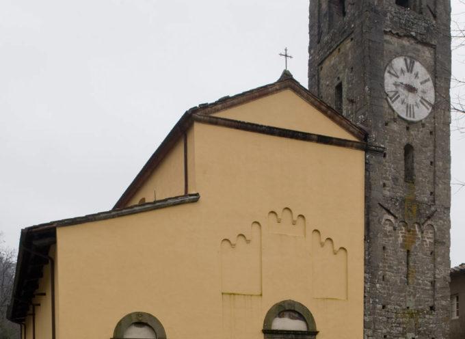 Chiesa dei Santi Pietro e Paolo  a Pescaglia