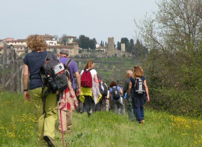 Cammini di Toscana, in arrivo 625.000 euro per sviluppare la rete regionale