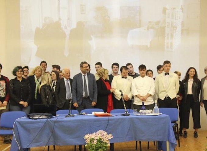 Il Rotary premia gli studenti dell'Alberghiero di Barga