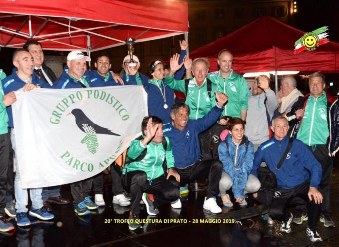 Alpi Apuane campione regionale Master su strada 10 km