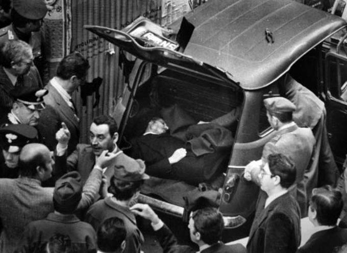 Accadde oggi: il 9 Maggio 1978 l'assassinio di Aldo Moro