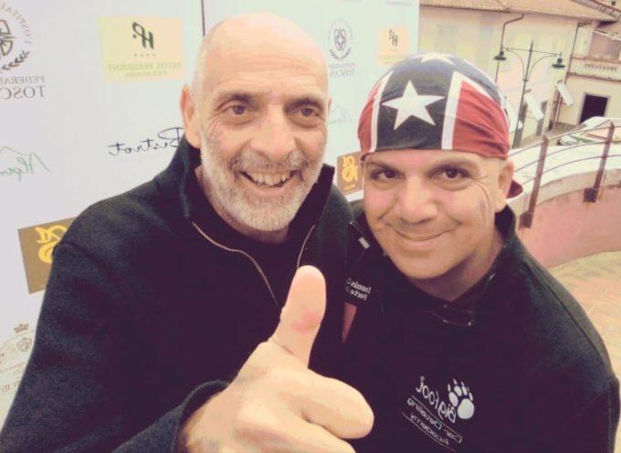 """""""I TRE GIORNI DEL CUORE"""": Dino Mancino con Paolo Brosio e i naufraghi dell´Isola dei Famosi, per un evento benefico!"""