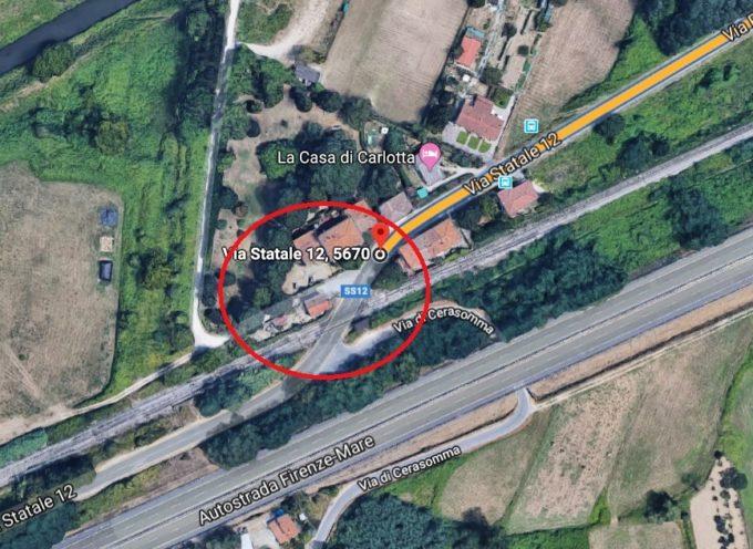 da venerdì sera 24 maggio alle ore 12 di lunedì 27 maggio chiusa la strada regionale  n. 12 del Brennero a Cerasomma
